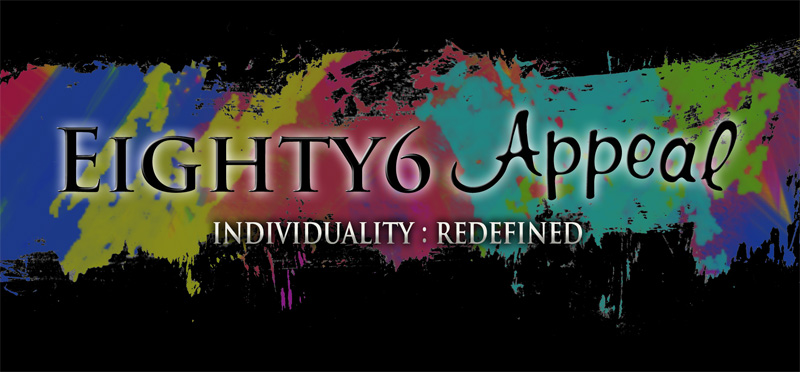 Eighty6 Appeal Logo