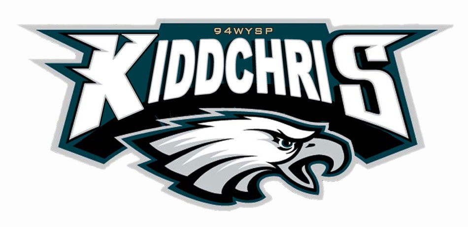 KiddChris Eagles Parody Logo