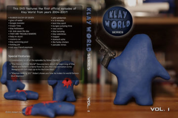 Klay World vol 1 DVD cover