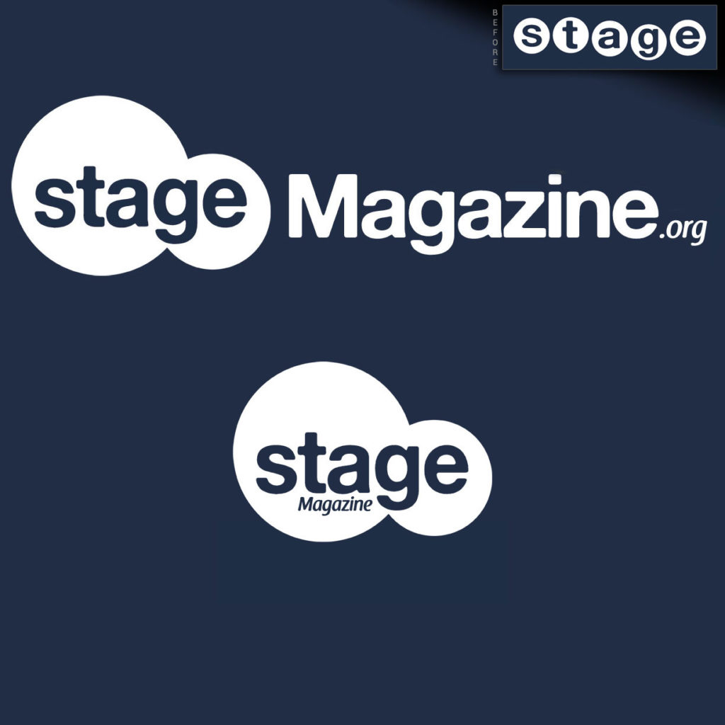 Stage Magazine Logo