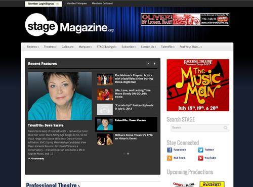 Stage Magazine - Version 2